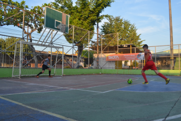 Se jugó la cuarta fecha de la copa Biota