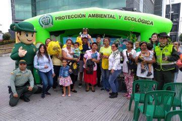 Todos unidos por la preservación del planeta