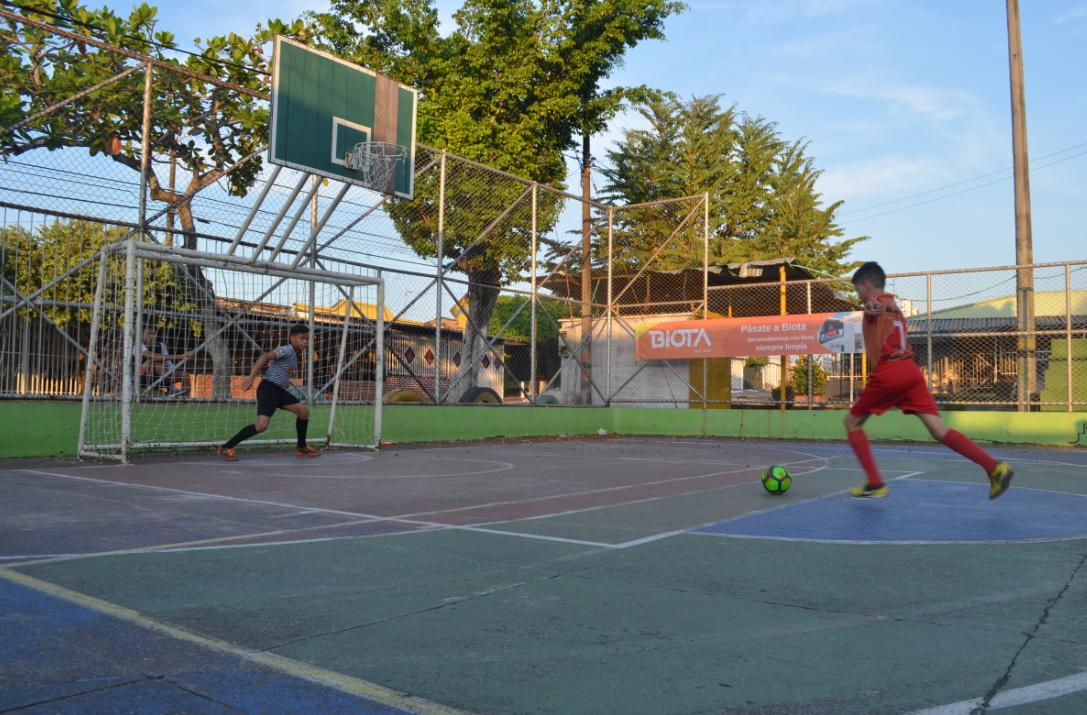 Se jugó la cuarta fecha de la copa Biota - Biota
